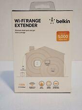 IL//PL1-4164-F9K1015-MRF Belkin N300 Wall-Mount Wi-Fi Range Extender