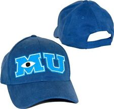 Child Youth Adjustable Movie Disney Pixar Monsters University MU Costume Cap Hat