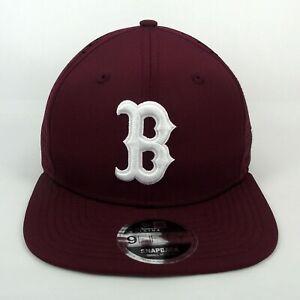 BOSTON SOX Team  S//M New Era 950 Snapback Cap