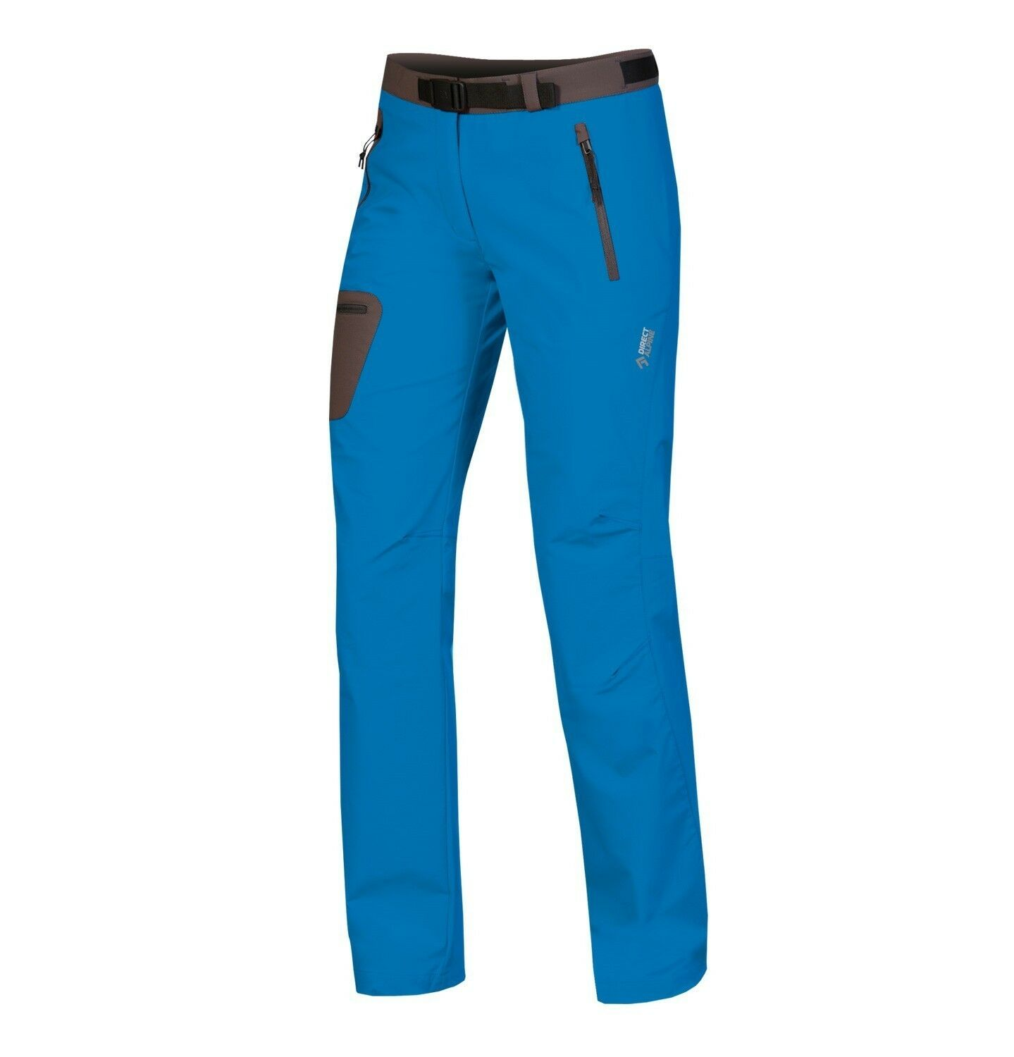 Direct Alpine Cruise Lady Pant, Outdoor-Hosen für Damen, Blau grau, S