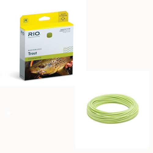 Rio Mainstream Trout WF Fly Line, New - with Free Shipping