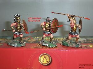 CONTE AG008 ANCIENT GREECE + PERSIA SPARTAN FURY UNLEASHED TOY SOLDIER SET