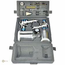 Automotive Paint Spray Gun Auto Guns For Painting Cars Kit Set House Gravity