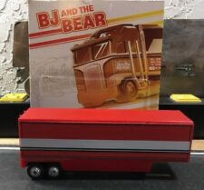 BJ And The Bear Custom Trailer Fits HW  Retro Entertainment REAL RIDERS USA ����