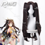 Anime Fate//Grand Order Ishtar Wigs Long Hair Hairpiece Cosplay Ponytails#E243