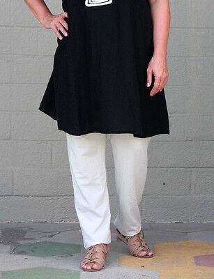 BRYN WALKER  Soft Bamboo Jersey  SLIM PANT Narrow Leg   XS  S  M  L  XL  FOAM