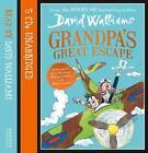 Grandpa's Great Escape von David Walliams (2015, CD)