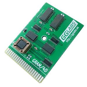 GGLABS-GRAM-4D-Commodore-64-128-4MB-memory-expansion-geoRAM-clone-REU-4M-4096K