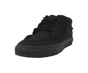 9cb715cf4f VANS Chukka Del Barco Black Lace Up Casual Sneakers Adult Men Shoes ...