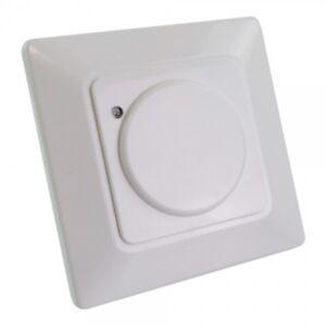Bewegungsmelder 1200W 160° IP20 Wand Einbau Infrarot UP f.LED GTV 8122
