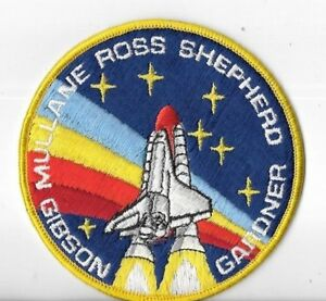 Sts-27 Space Shuttle Mission Patch Historical Memorabilia Collectibles