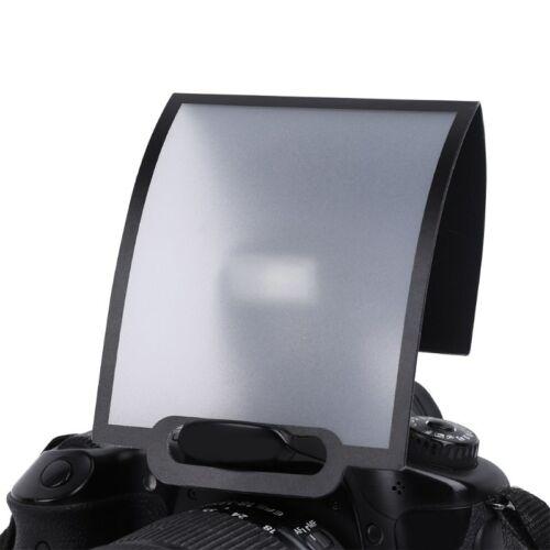DIFFUSER FLASH POP UP SOFTBOX BOUNCE ADATTO PER NIKON D3400 D5 D7200 D810A D5500