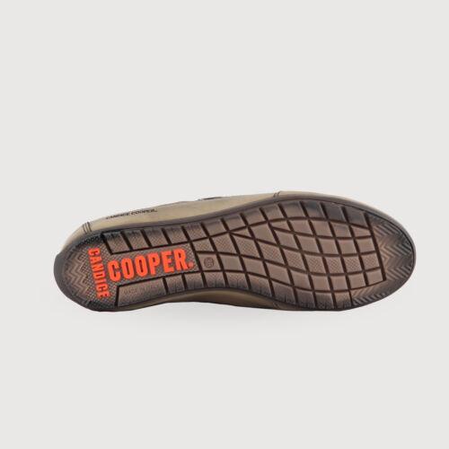 CANDICE COOPER Damen Sneaker D4160 RockDeluxe Zip Vintiage Olivi Gr 37-41 Neu