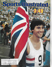 SPORTS ILLUSTRATED - FEATURES SEBASTIAN COE FROM JULY 30, 1979
