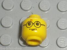 Tete LEGO Harry Potter Minifig head ref 3626bpx94 / set 4728 4730 4708 4709 4727
