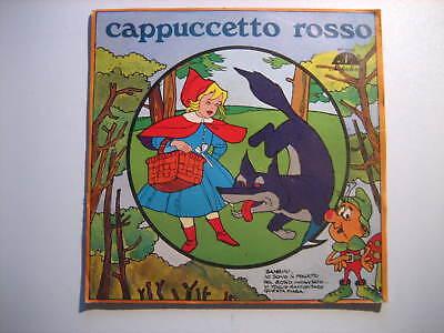 Cappuccetto rosso cartoni animati fiabe favole per bambini serie