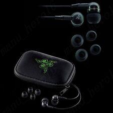 NEW Razer Moray M100 Headset Stereo Gaming Ear Headphones For phone Mp3 Player