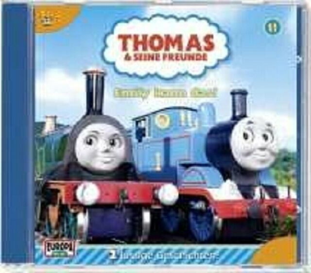"""THOMAS DIE KLEINE LOKOMOTIVE """"11/EMILY KANN DAS"""" CD NEU"""
