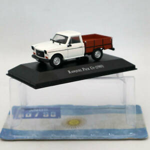 1-43-Ixo-ranquel-pick-up-1989-DIECAST-Toys-car-models-Limited-Edition-Collection