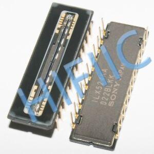 1PCS ILX524KA 2700 pixel X 3 line CCD Linear Sensor (Color)