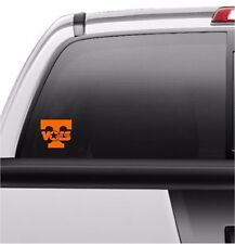 2 Tennessee VOLS Football Decal Vinyl Sticker Car Truck Decal Stickers 2 pieces