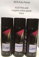 Car Touch Up Paint Spray Kit - 3 X Cans - Daihatsu Dark Green Pearl Code 6n9