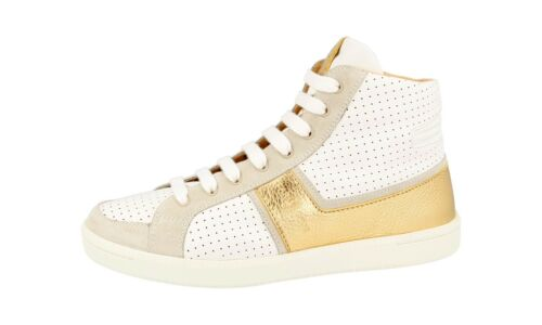 Chaussures Car 5 36 Nouveaux Bianco Platino 36 Kdt46k By Shoe Prada O6pxwrOq