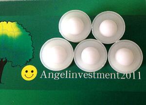 5pcs New Dia 8mm 10.5mm height  Nylon Ball Transfer Bearing Unit Conveyor Roller