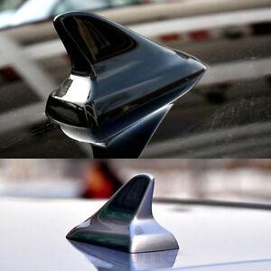Universal Black Car SUV Dummy Shark Fin Antenna Roof Aerial Decor Buick Style