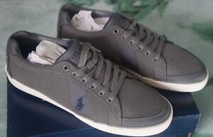 Ralph Hugh Todos los en 8 gris Lauren Unido nuevos deportivos Reino zapatos Tamaño IfqFBnpOf