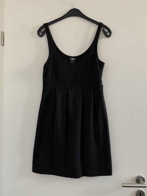 H&m Kleid Cocktailkleid Sommerkleid Mini Schwarz Gr. S Wie Neu Attraktives Aussehen