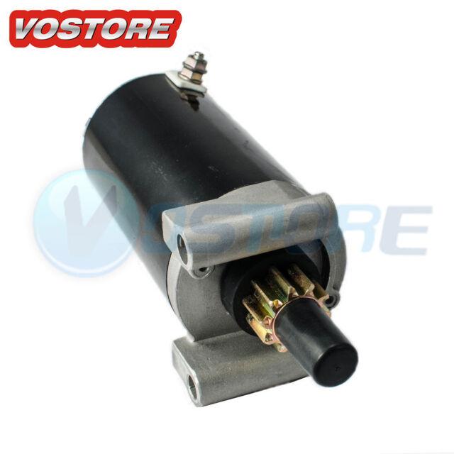Starter Motor For Kohler COURAGE TWIN SV710 SV715 SV720 SV725 SV 710 715 720 725