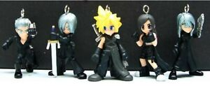 Set 5 Figure Collection Final Fantasy VII 7 Advent Children Cloud And Etc