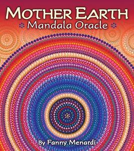 Mother Earth Mandala Oracle by Fanny Medardi, NEW Sealed pub. July 2020