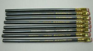 Faber-Castell-Blackwing-602-Pencils-Lot-of-8-Unused-RARE-Vintage-B