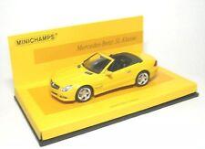 Mercedes-Benz SL-clase (r320) amarillo (2008)
