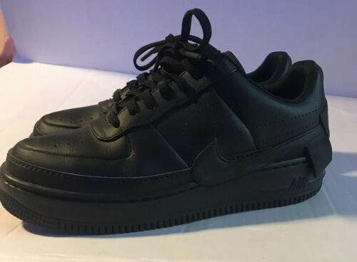 Nike Womens Air Force 1 Jester XX AO1220-001 Black