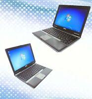 Cheap Laptop Windows 7 Dell Intel Core 2 Duo 1.2Ghz 2GB 40GB WIFI 1YR Warranty