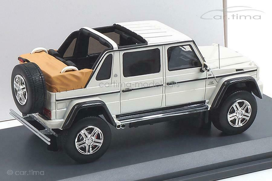 Mercedes-Maybach G650 - - - white - Schuco 1 43 - 450900500 ad2110