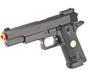 NEW-300-FPS-BLACK-OPS-SPRING-AIRSOFT-FULL-SIZE-PISTOL-HAND-GUN-AIR-w-6mm-BB-BBs
