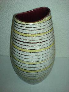 Vase-Marzi-amp-Remy-WGP-Mid-Century-50s-60s-Keramik-1010