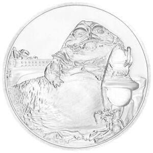 2018-Niue-Star-Wars-Classic-Jabba-Hutt-1-oz-Silver-2-Proof-Coin-OGP-SKU52856