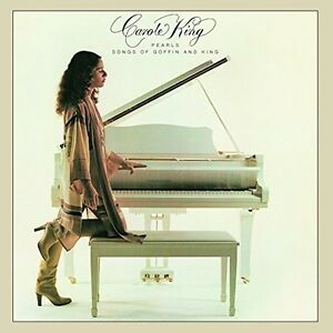 Carole-King-Pearls-Songs-Of-Goffin-amp-King-New-Vinyl-LP-Holland-Import