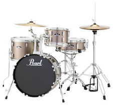 Pearl Drums - Roadshow 4-Piece Drum Set - Bronze