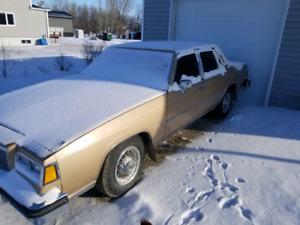 1985 Buick Collectors edition sedan