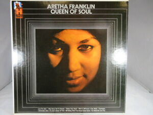 Aretha-Franklin-QUEEN-OF-SOUL-LP-Harmony-HS-11274-1968-VG-cover-NM
