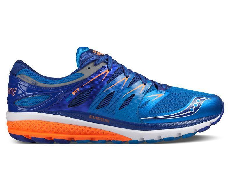 Saucony Zealot ISO 2 Men's (D) (bluee orange)