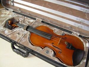 alte-4-4-Geige-Erich-Barth-Sohl-bei-Bad-Elster-Violine-violin-Meistergeige
