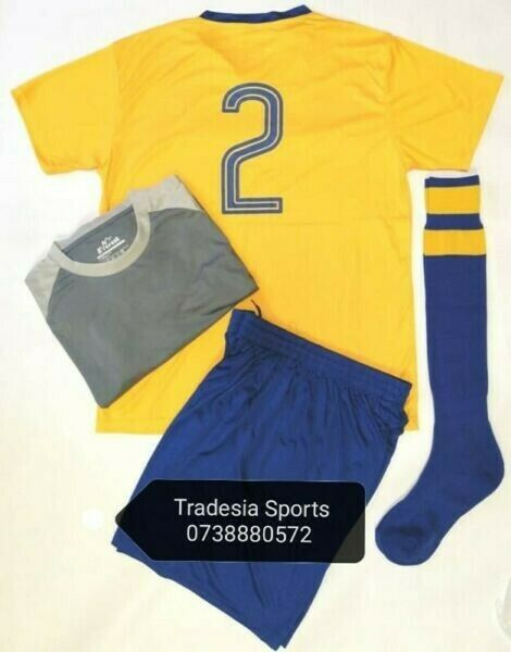 Discounted Sports Outlet in Johannesburg, Soccer Kits, Netball Kits, Basketball, Volleyball, and All