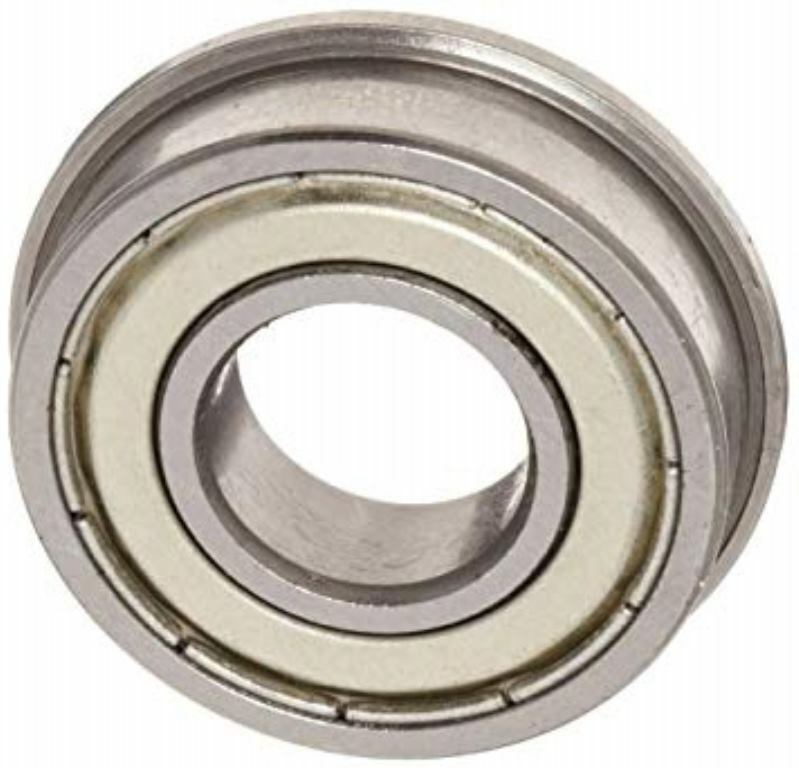 """FR8ZZ 1//2/"""" X 1.1250/"""" FLANGED BEARING 50 PCS ~ FACTORY NEW ~ SHIPS FROM THE U.S.A"""